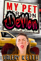 My Pet Demon - A PG Romantic Comedy Novel