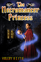 The Necromancer Princess book cover image