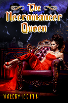 The Necromancer Queen cover image